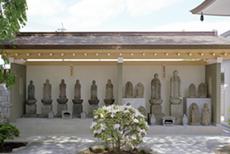 正位寺跡地蔵尊・六地蔵尊
